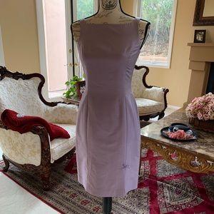 Ann Taylor Silk dress in Lavender